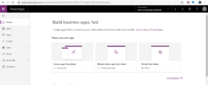 create-trial-powerapps